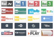 IPTV M3u Free Italy List Channels - IPTV Gratuit