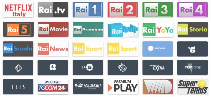 IPTV one-way links Gratuit Italy M3u Serveur Playlist [current_date format=d/m/Y]